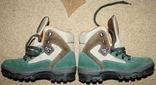 Трекинговые ботинки,Италия., фото №2