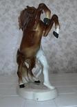 Конь и всадник. GH&CO. Германия, фото №6