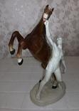 Конь и всадник. GH&CO. Германия, фото №10