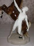 Конь и всадник. GH&CO. Германия, фото №12