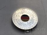 """Пам'ятна монета за 20 євро """"100 років Конституції Веймарської імперії"""" 2019, фото №3"""