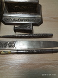 Письменный набор, серебро 800* Вьетнам фото 2