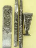 Письменный набор, серебро 800* Вьетнам фото 8