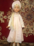 Кукла ссср, паричковая, 78 см, Василиса, фото №2