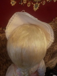 Кукла ссср, паричковая, 78 см, Василиса, фото №4