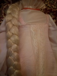Кукла ссср, паричковая, 78 см, Василиса, фото №6