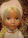 Кукла ссср, паричковая, 78 см, Василиса, фото №7