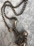 Серебряное украшение в этно стиле., фото №7