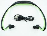 Наушники беспроводные SPORT S9 встроенный MP3 плеер, фото №4