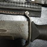 Нож ВМФ,ручной работы, фото №4