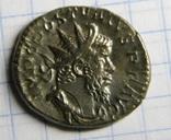 Император Постум, антониниан, реверс - PROVIDENTIA, фото №2