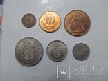 6 монет Британії, фото №3