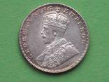 Британская Индия 1912 Рупия, Георг V., фото №2