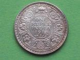 Британская Индия 1912 Рупия, Георг V., фото №4