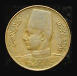 Египет 1 миллим 1938, фото №2
