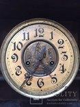 Настенные часы . D.R.PATENT (Kienzle) 1900 годы Германия., фото №4