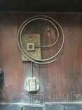 Настенные часы . D.R.PATENT (Kienzle) 1900 годы Германия., фото №5