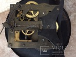 Настенные часы . D.R.PATENT (Kienzle) 1900 годы Германия., фото №7