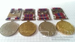 Police troops medal UKRAINE gendarmerie SWAT SEK Polizei Truppen = 4 медали ВВ МВД, фото №5