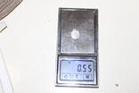 Маленький янгол 99% срібло, вага 0,55 грм., фото №5