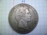 Талер 1835 год копія, фото №2