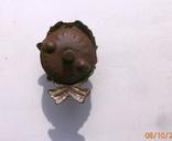 Малый знак Красного командира ? 1918 - 1922 год производства Бр. Бовдзей, фото №4