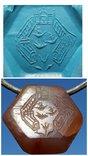 Підвіска з камінцем Ч.К., фото №2