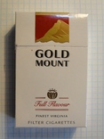 Сигареты GOLD MOUNT