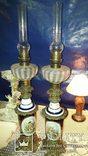 Французские керосиновые лампы, фото №2