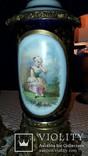 Французские керосиновые лампы, фото №8