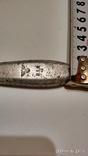 Офицерский столовый нож времён ВОВ., фото №6