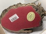 Бронзовая скульптура  «Овца с ягненком на спине», VB033, 1,7 кг, поврежденные уши, фото №3