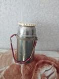 Термос ссср из нержавейки, фото №2