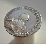 1 рубль 1754 года СПБ-IМ, фото №3