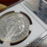 1 доллар 1885 O NGC MS64, фото №10