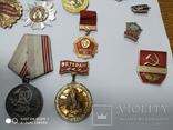 Медали и значки СССР, фото №4