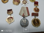Медали и значки СССР, фото №5