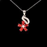 Ожерелье с натуральными кораллами, фото №3