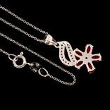Ожерелье с натуральными кораллами, фото №4