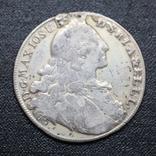 1 талер Бавария 1765, фото №2