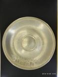 Чашка и Блюдце, серебро 875* фото 5