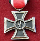 Железный крест II класса для СС, копия, фото №4