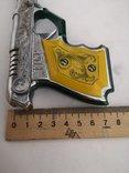 Пистолет-зажигалка, сделано в ИТК, фото №9