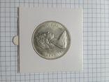 Багамские острова. 2 доллара. Серебро. 925 пр. 29,8 гр., фото №4