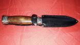 Нож охотничий, фото №8
