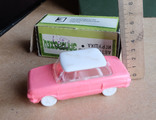 Автомобиль - игрушка Запорожец., фото №6