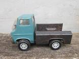 Металлический грузовик из ссср, фото №2