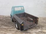 Металлический грузовик из ссср, фото №6
