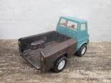 Металлический грузовик из ссср, фото №7