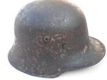 Германская каска М16 (рогач, штальхельм, Stahlhelm), Первая мировая война, фото №2